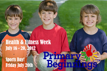 Raleigh Child Care Sports Week