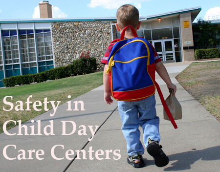 Child Day Care Safety