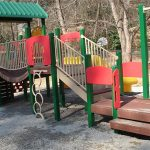 North Hills ReOpening Ceremony Playground