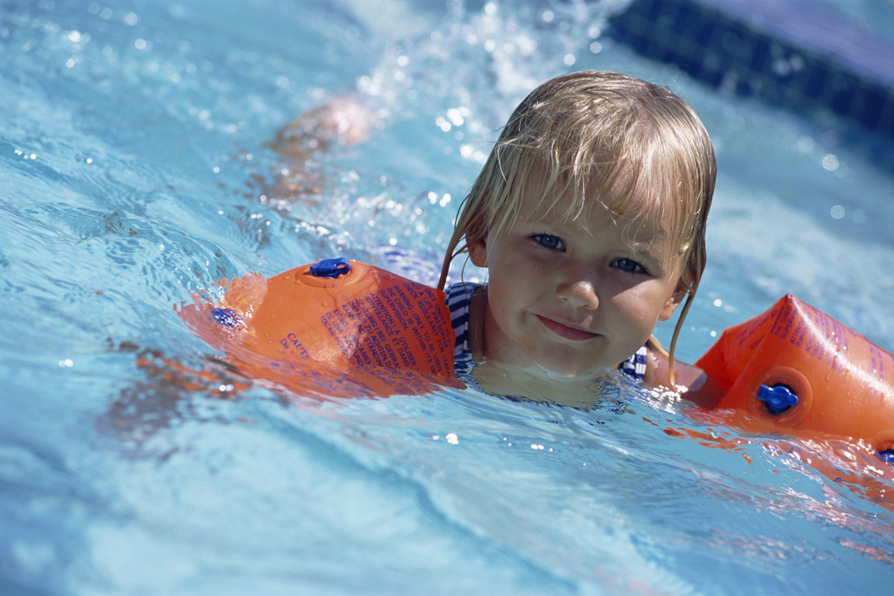 Preschool Pool Safety Tips