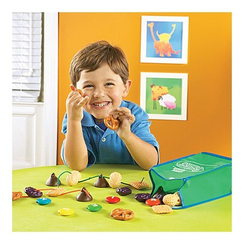 Trail Mix Match Learning Activity Set