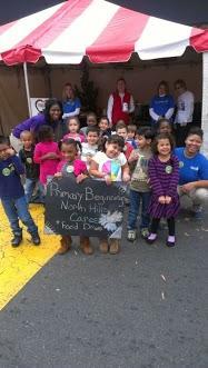 Preschoolers Donate Food to Food Bank