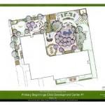 Spring Forest Preschool Playground Design