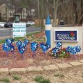 Pinwheel Garden at Raleigh Preschool