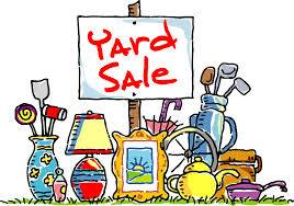 Yard Sale for Raleigh Preschool