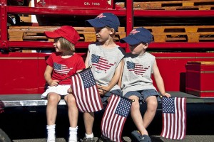 Raleigh Preschool Fourth of July
