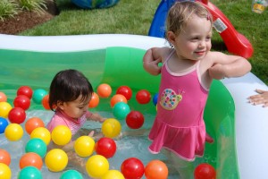 Raleigh Preschool Water Safety