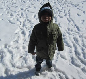 Raleigh snow day activities for toddlers