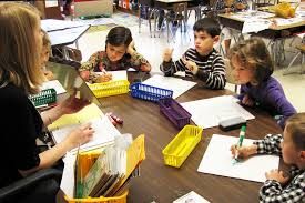 teaching toddlers to write