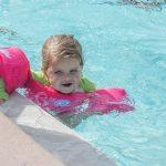Raleigh Preschool Swimmer