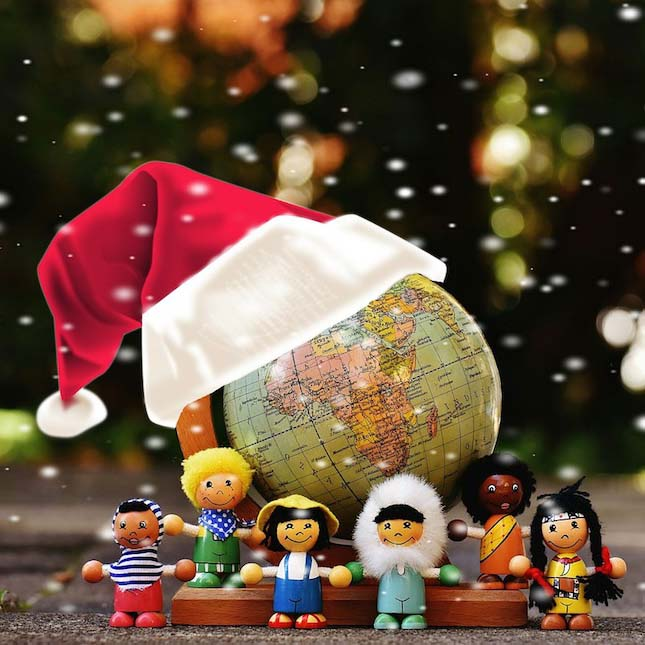 Holiday Traditions Around The World Primary Beginnings Raleigh
