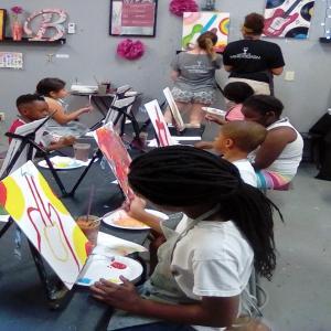 raleigh summer camp activities