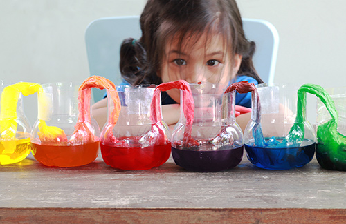 Science Experiments for Preschoolers | Raleigh Child Care Center