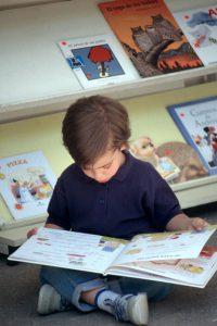 Raleigh preschool shares best books for starting preschool