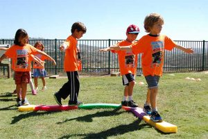 Amazing Athletes Physical Fitness for kids