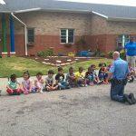 officer-teaching-preschoolers-Raleigh