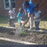Teaching-preschoolers-how-to-plant-Raleigh